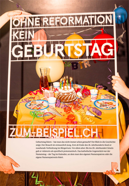 Eine Geburtstagsfeier Der Besonderen Art Sven Wird An Einem